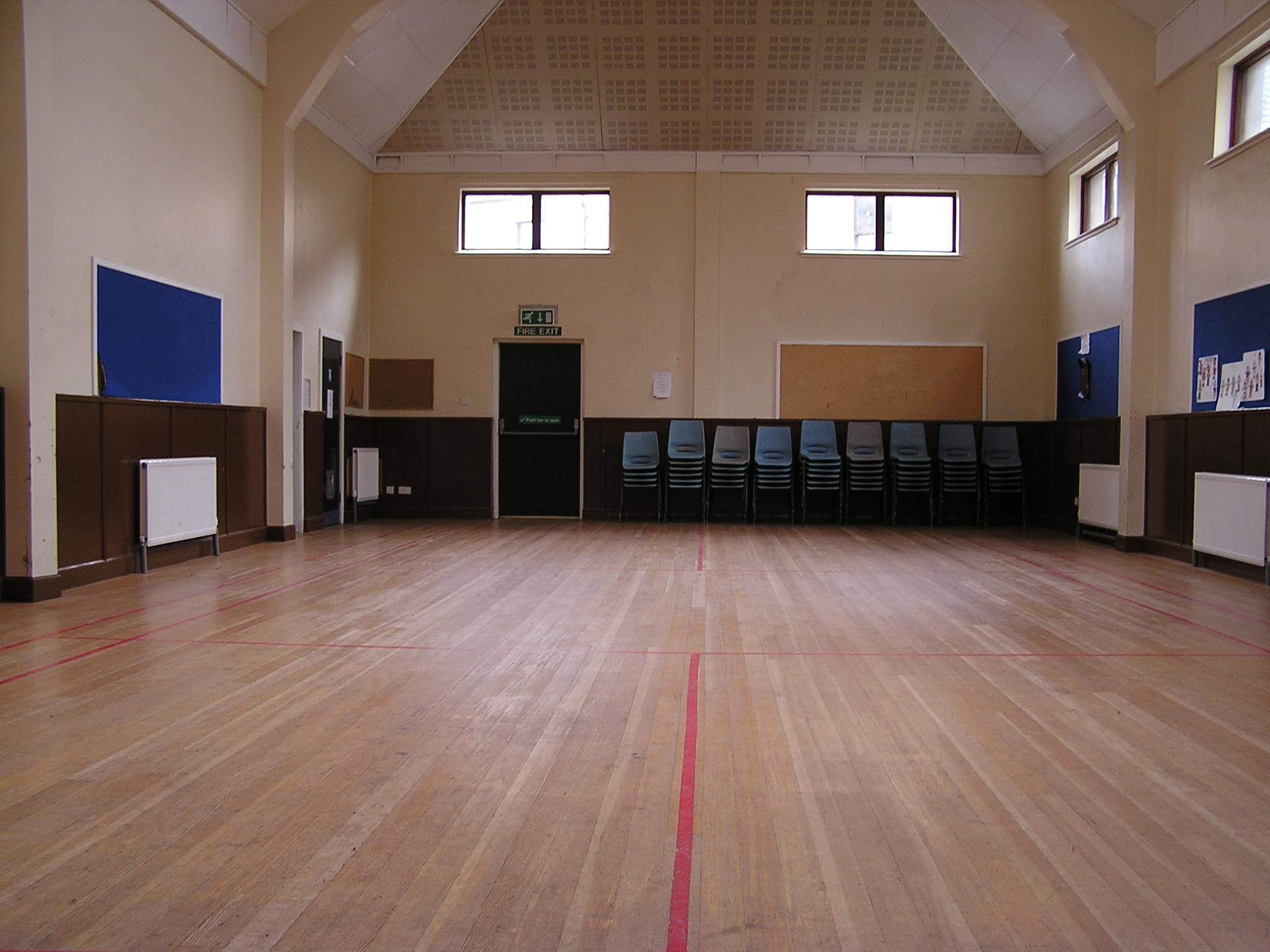 Greenock Westburn Church Halls